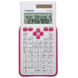 Canon F-715SG kalkulačka biela/červená