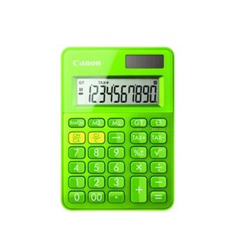 Canon LS-100K zelená kalkulačka