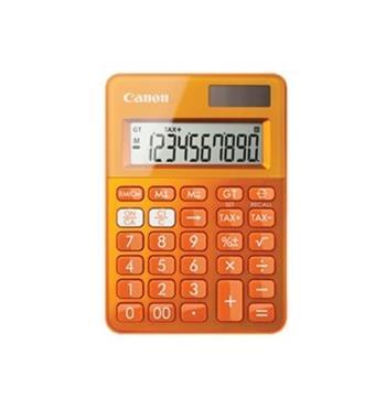 Canon LS-100K oranžová kalkulačka