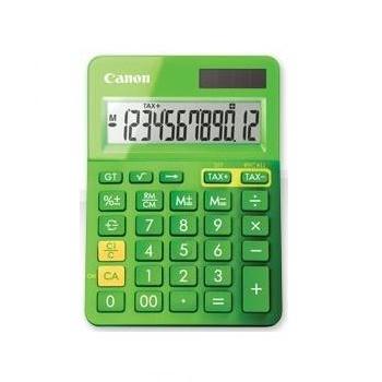 Canon LS-123K zelená kalkulačka