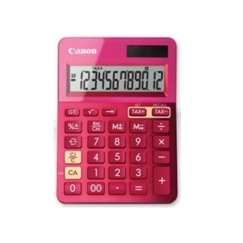 Canon LS-123K ružová kalkulačka