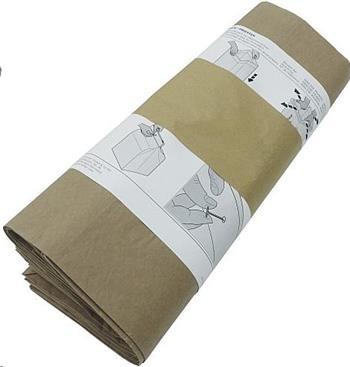 IDEAL odpadné papierové vrecia pre 2604, 3104 (5 kusov)